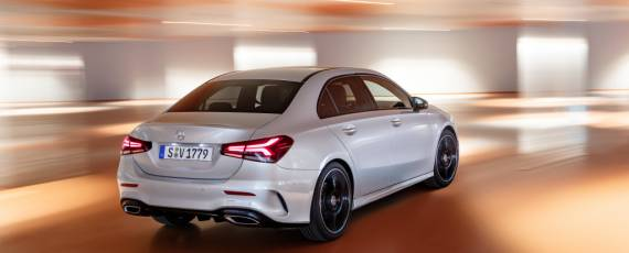 Mercedes-Benz A-Class Sedan (08)
