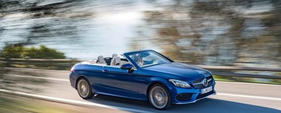 Noul Mercedes-Benz C-Class Cabriolet (02)