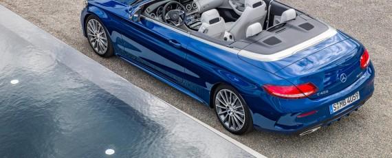 Noul Mercedes-Benz C-Class Cabriolet (05)
