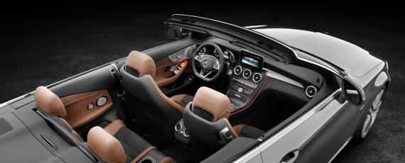 Noul Mercedes-Benz C-Class Cabriolet - interior