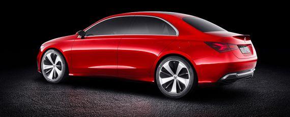 Mercedes-Benz Concept A Sedan (05)