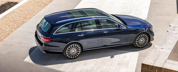 Noul Mercedes-Benz E-Class Estate (04)