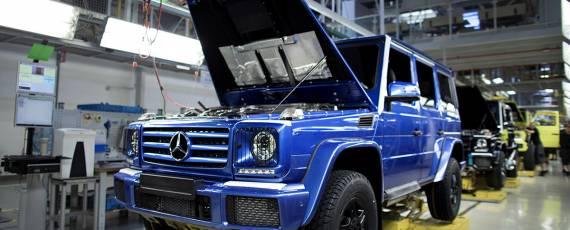 Mercedes-Benz G-Class - 300.000 exemplare (01)