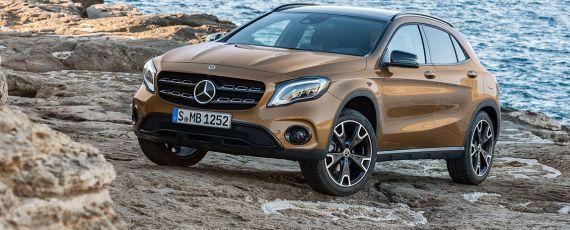 Mercedes-Benz GLA facelift 2017 (07)