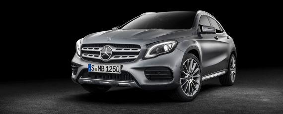 Mercedes-Benz GLA facelift AMG Line (01)