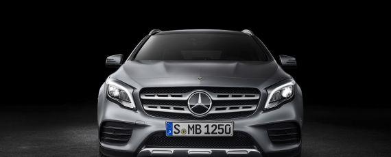 Mercedes-Benz GLA facelift AMG Line (02)