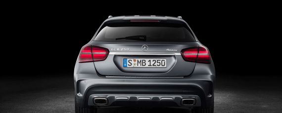 Mercedes-Benz GLA facelift AMG Line (04)