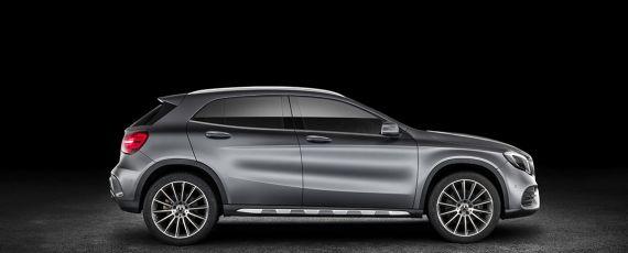 Mercedes-Benz GLA facelift AMG Line (03)