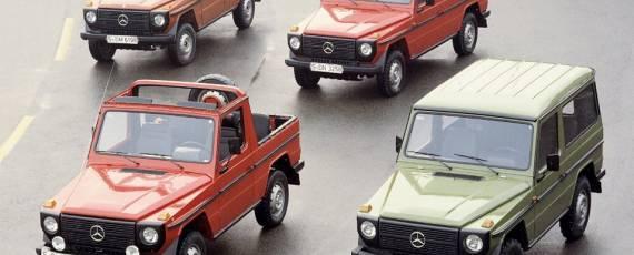 Mercedes-Benz G-Class - 40 de ani (02)