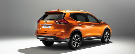 Nissan X-Trail facelift 2018 (03)