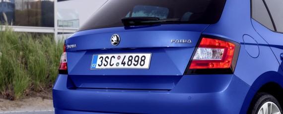 Noua SKODA Fabia 2014 - preturi Romania (06)