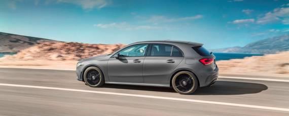 Noul Mercedes-Benz A-Class 2018 (06)