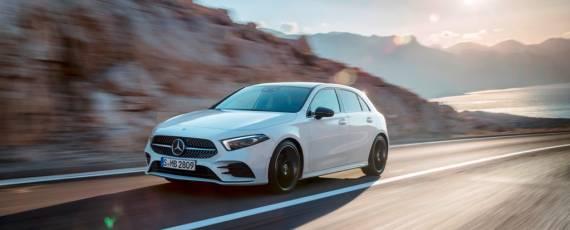 Noul Mercedes-Benz A-Class 2018 (01)