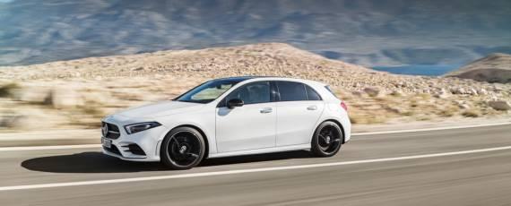 Noul Mercedes-Benz A-Class 2018 (02)