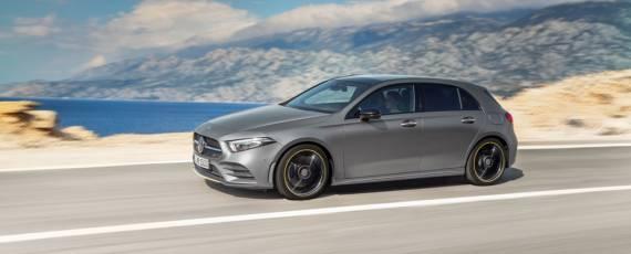 Noul Mercedes-Benz A-Class 2018 (05)