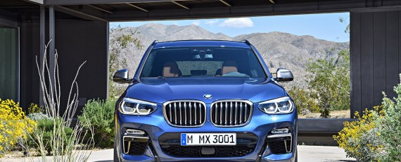 Noul BMW X3 - 2018 (05)