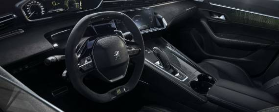 Conceptul 508 PEUGEOT SPORT ENGINEERED (05)