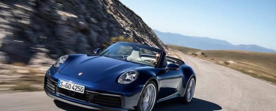 Noul Porsche 911 Cabriolet (01)