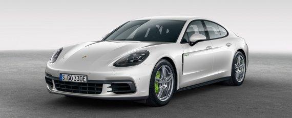 Noul Porsche Panamera E-Hybrid (02)