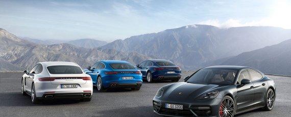 Noul Porsche Panamera E-Hybrid (05)