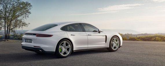 Noul Porsche Panamera E-Hybrid (01)