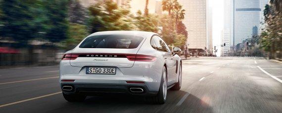 Noul Porsche Panamera E-Hybrid (04)
