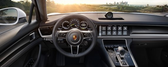 Noul Porsche Panamera E-Hybrid (06)