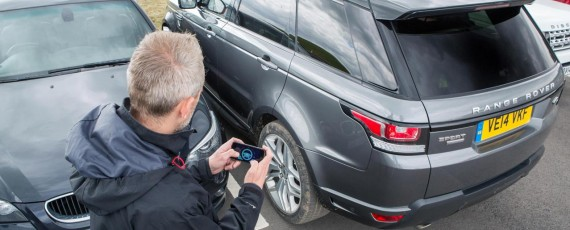Range Rover Sport - control la distanta al masinii (07)