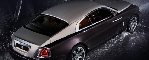 Rolls-Royce Wraith - dinamic
