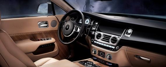 Rolls-Royce Wraith - interior