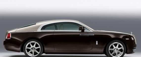 Rolls-Royce Wraith - lateral dreapta