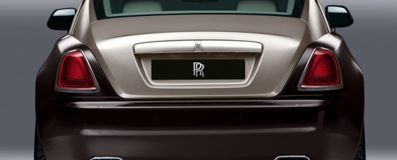 Rolls-Royce Wraith - spate