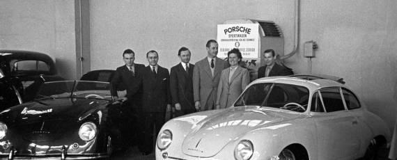 Prezenta Porsche la GIMS (01)