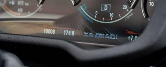 Test BMW X4 M40i (26)