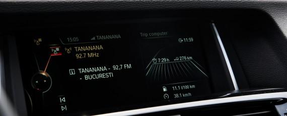 Test BMW X4 xDrive20d (21)