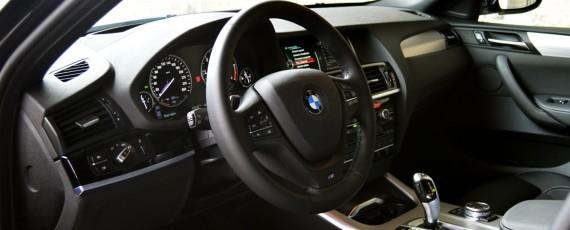 Test BMW X4 xDrive20d (17)