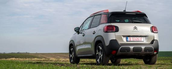 Test Citroen C3 Aircross Puretech 110 (07)