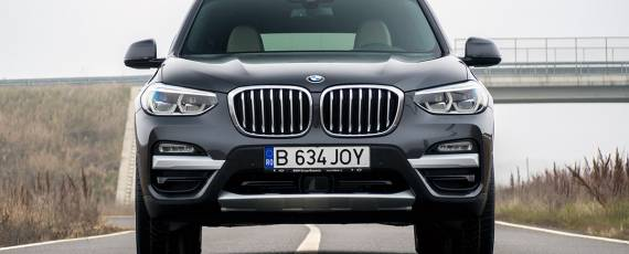 Test BMW X3 xDrive20d (03)