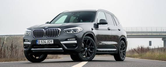 Test BMW X3 xDrive20d (02)