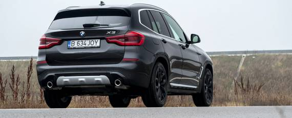 Test BMW X3 xDrive20d (06)