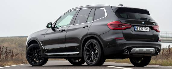 Test BMW X3 xDrive20d (05)