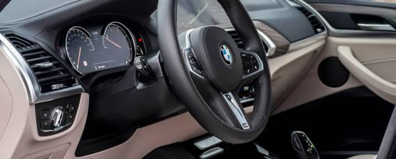 Test BMW X3 xDrive20d (15)