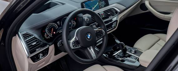 Test BMW X3 xDrive20d (14)