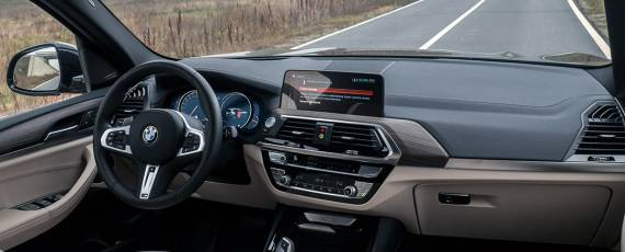 Test BMW X3 xDrive20d (13)