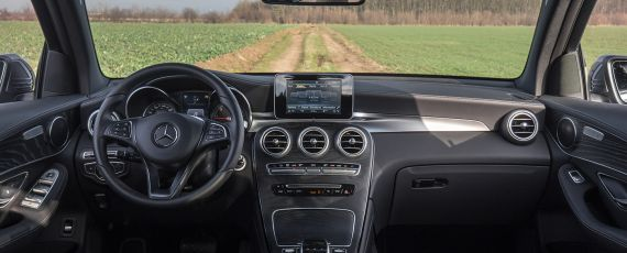 Test Mercedes-Benz GLC 250 d 4MATIC (15)