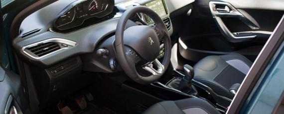 Test Peugeot 2008 facelift 1.2 PureTech 110 (15)