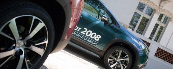 Test Peugeot 2008 facelift 1.2 PureTech 110 (11)