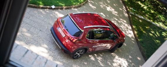 Test Peugeot 2008 facelift 1.2 PureTech 110 (14)