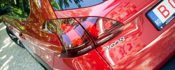 Test Peugeot 2008 facelift 1.2 PureTech 110 (12)