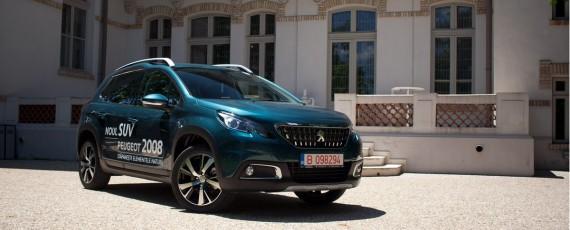 Test Peugeot 2008 facelift 1.2 PureTech 110 (01)